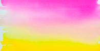 Cómo pintar con acuarelas técnicas de aguada. Aguada de dos colores.